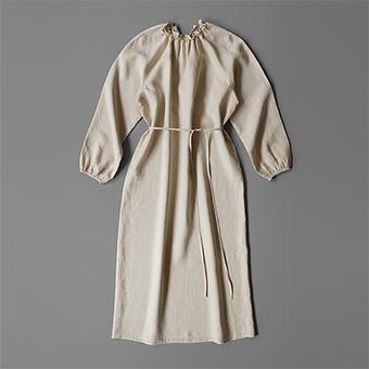 GLOA LINEN DRESS